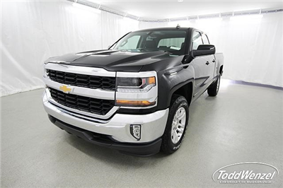 2018 Silverado 1500 Double Cab 4x4,  Pickup #SH81726 - photo 5