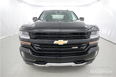 2018 Silverado 1500 Crew Cab 4x4,  Pickup #SH81732 - photo 4