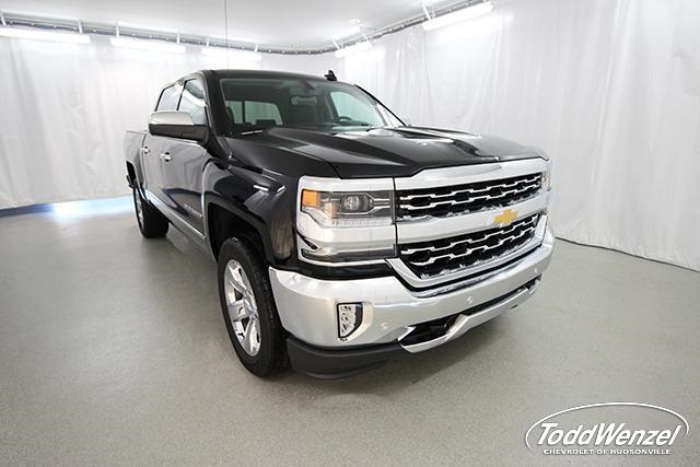 2018 Silverado 1500 Crew Cab 4x4,  Pickup #SH81797 - photo 3