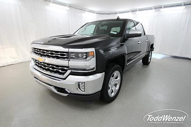 2018 Silverado 1500 Crew Cab 4x4,  Pickup #SH81797 - photo 5