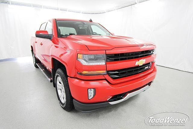 2018 Silverado 1500 Crew Cab 4x4,  Pickup #SH81823 - photo 3