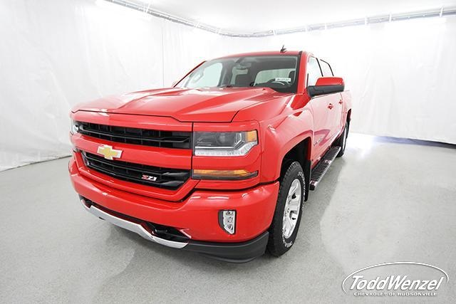 2018 Silverado 1500 Crew Cab 4x4,  Pickup #SH81823 - photo 5