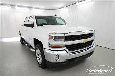 2018 Silverado 1500 Crew Cab 4x4,  Pickup #SH81833 - photo 3