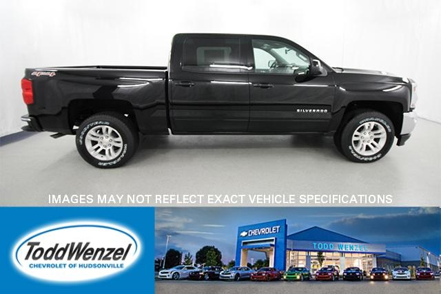 2018 Silverado 1500 Crew Cab 4x4,  Pickup #SH81854 - photo 1