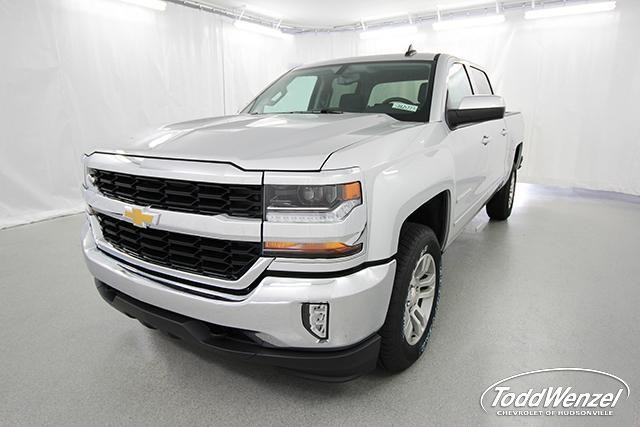 2018 Silverado 1500 Crew Cab 4x4,  Pickup #SH81858 - photo 5