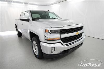 2018 Silverado 1500 Crew Cab 4x4,  Pickup #SH81858 - photo 3