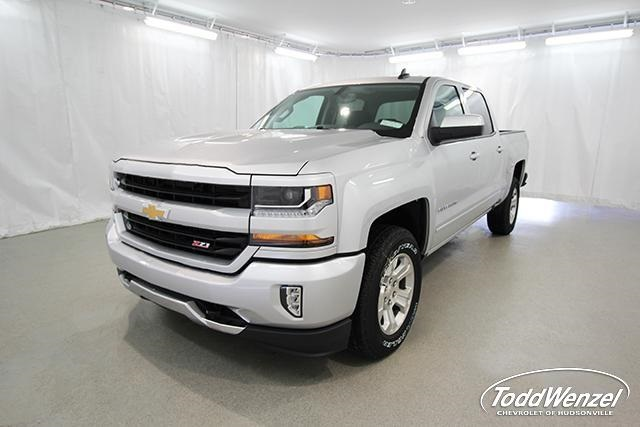 2018 Silverado 1500 Crew Cab 4x4,  Pickup #SH81913 - photo 5