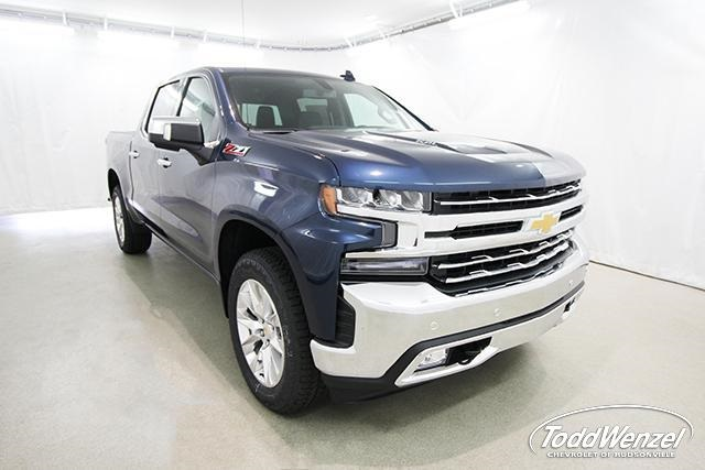 2019 Silverado 1500 Crew Cab 4x4,  Pickup #SH90257 - photo 3