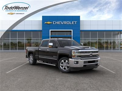 2019 Silverado 2500 Crew Cab 4x4,  Pickup #SH90291 - photo 1