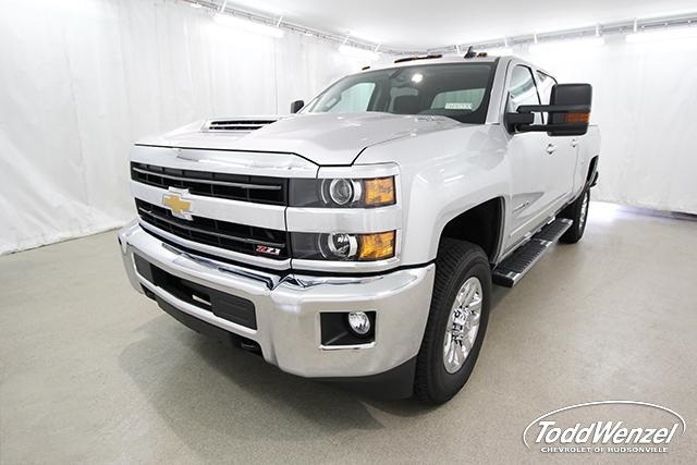 2019 Silverado 2500 Crew Cab 4x4,  Pickup #SH90330 - photo 5