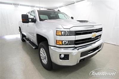 2019 Silverado 2500 Crew Cab 4x4,  Pickup #SH90330 - photo 3