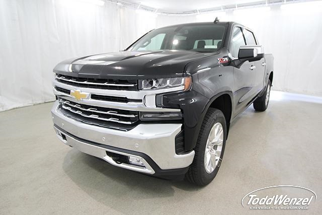 2019 Silverado 1500 Crew Cab 4x4,  Pickup #SH90450 - photo 5