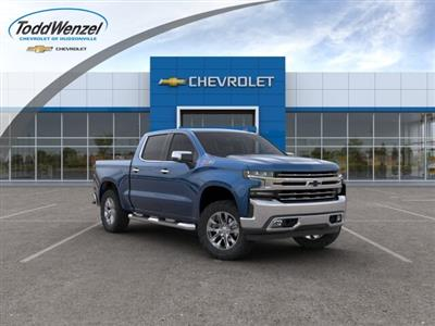 2019 Silverado 1500 Crew Cab 4x4,  Pickup #SH90681 - photo 1
