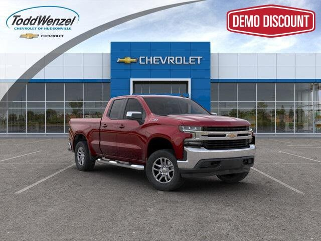 2019 Silverado 1500 Double Cab 4x4,  Pickup #SH90879 - photo 1