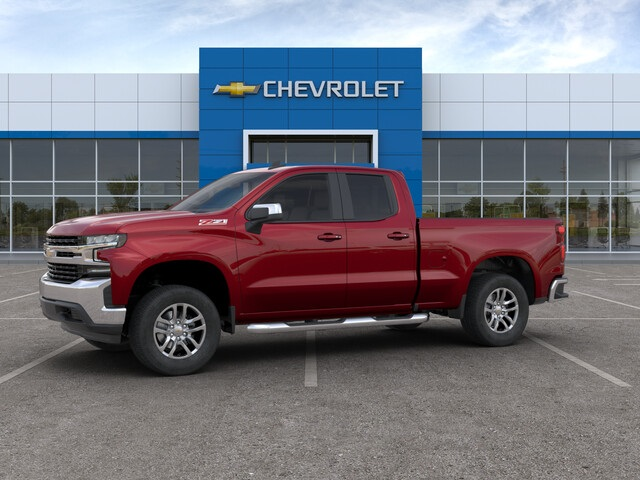 2019 Silverado 1500 Double Cab 4x4,  Pickup #SH90879 - photo 3