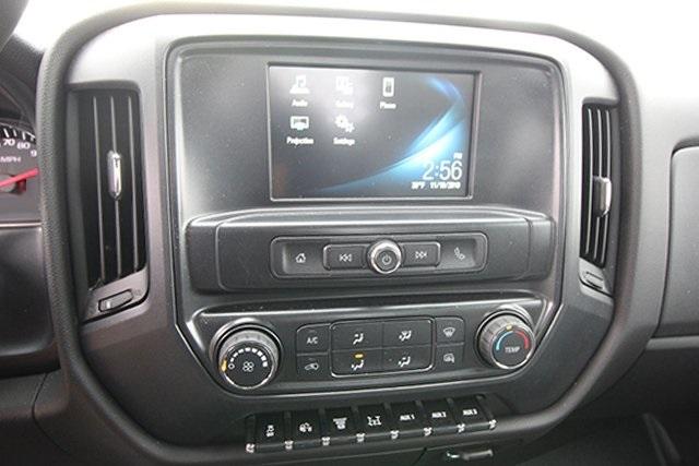 2019 Chevrolet Silverado 5500 Regular Cab DRW 4x4, Reading Platform Body Stake Bed #SH91850 - photo 9