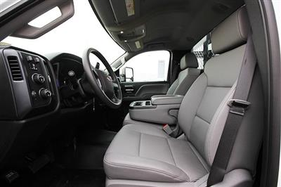 2019 Chevrolet Silverado 5500 Regular Cab DRW 4x4, Reading Platform Body Stake Bed #SH91850 - photo 11
