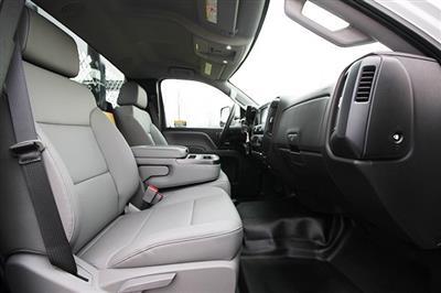 2019 Chevrolet Silverado 5500 Regular Cab DRW 4x4, Reading Platform Body Stake Bed #SH91850 - photo 12