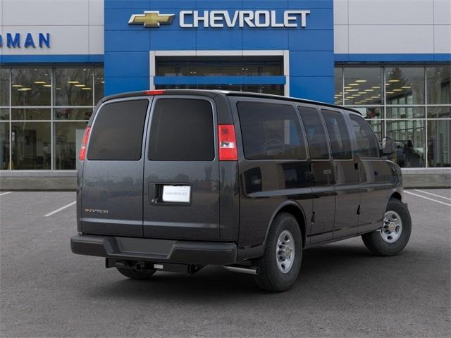 2020 Chevrolet Express 3500 4x2, Empty Cargo Van #TF0T132646 - photo 1