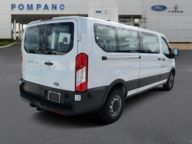 2017 Transit 350 Low Roof, Passenger Wagon #HKA29793 - photo 3