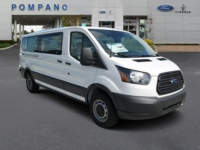 2017 Transit 350 Low Roof, Passenger Wagon #HKA29793 - photo 4