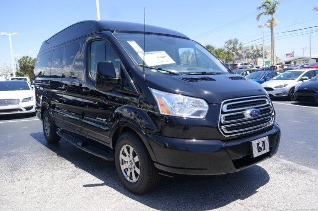 2017 Transit 150 Low Roof, Passenger Wagon #HKA37922 - photo 5