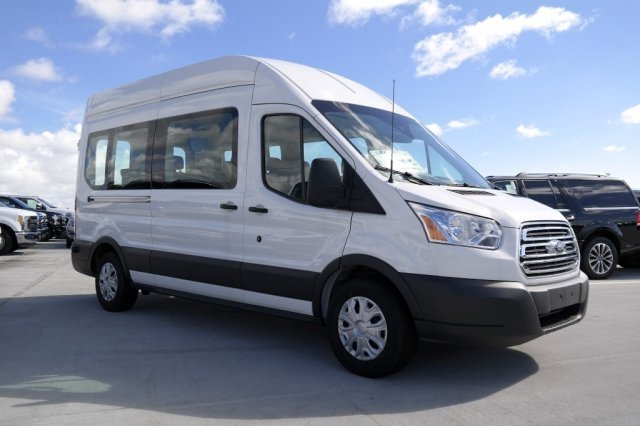 2017 Transit 350 High Roof, Passenger Wagon #HKA51781 - photo 7
