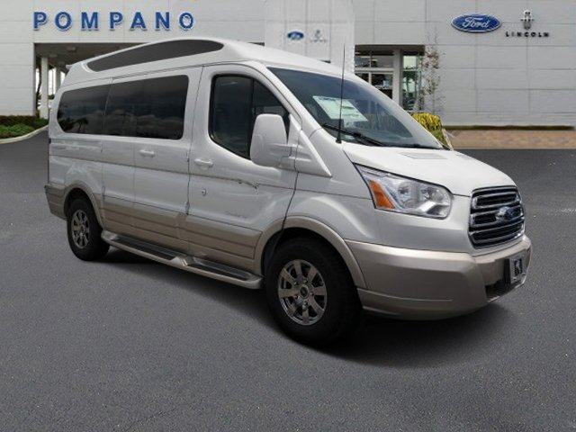 2017 Transit 150 Low Roof, Cargo Van #HKA95133 - photo 4