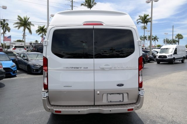 2017 Transit 150 Low Roof, Cargo Van #HKA95133 - photo 2