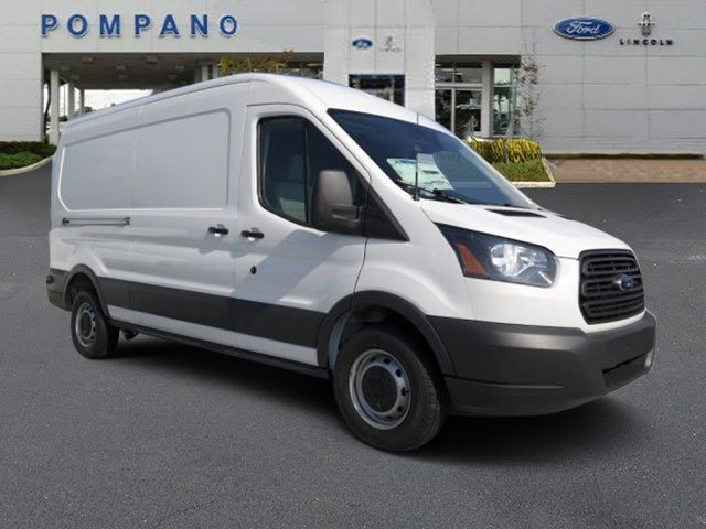 2017 Transit 250 Medium Roof, Cargo Van #HKB30890 - photo 4
