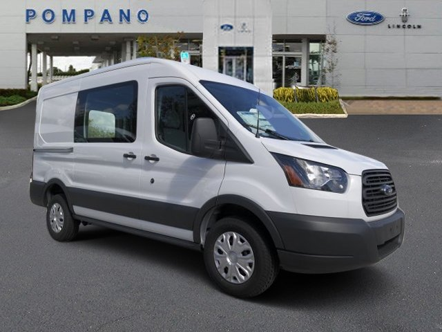 2017 Transit 250 Medium Roof, Cargo Van #HKB37008 - photo 4
