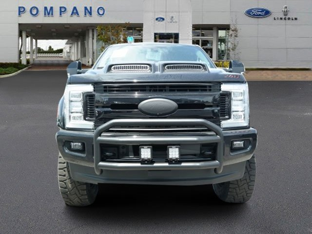 2018 F-250 Crew Cab 4x4,  Pickup #JEB99234 - photo 4