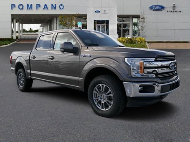 2018 F-150 SuperCrew Cab 4x4,  Pickup #JFB21841 - photo 4