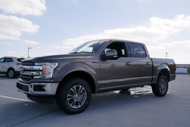 2018 F-150 SuperCrew Cab 4x4,  Pickup #JFB21841 - photo 5
