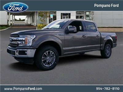 2018 F-150 SuperCrew Cab 4x4,  Pickup #JFB21841 - photo 1