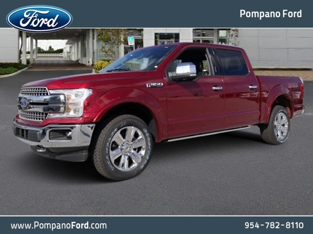 2018 F-150 SuperCrew Cab 4x4,  Pickup #JFC23903 - photo 1