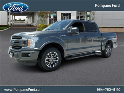 2018 F-150 SuperCrew Cab 4x2,  Pickup #JFC39668 - photo 1
