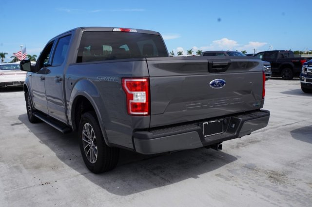 2018 F-150 SuperCrew Cab 4x2,  Pickup #JFC60392 - photo 2