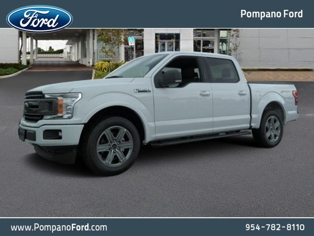 2018 F-150 SuperCrew Cab 4x2,  Pickup #JFC86410 - photo 1