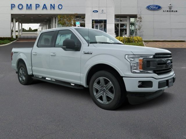 2018 F-150 SuperCrew Cab 4x2,  Pickup #JFC86410 - photo 4