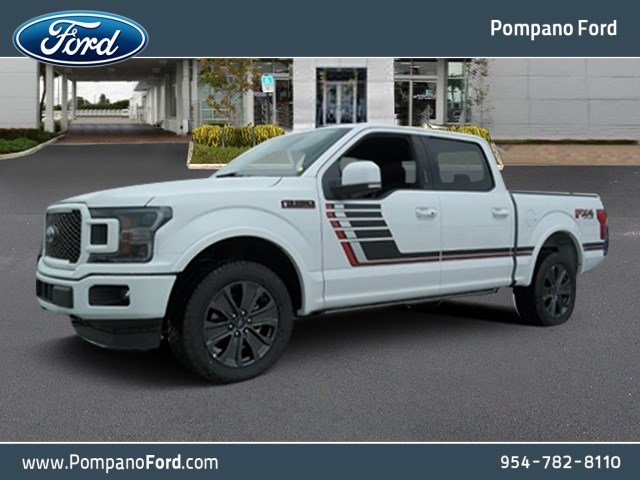 2018 F-150 SuperCrew Cab 4x4,  Pickup #JFC92669 - photo 1