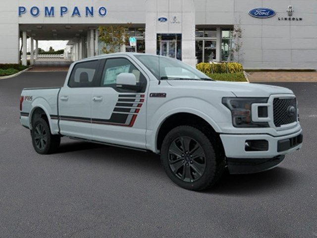 2018 F-150 SuperCrew Cab 4x4,  Pickup #JFC92669 - photo 4