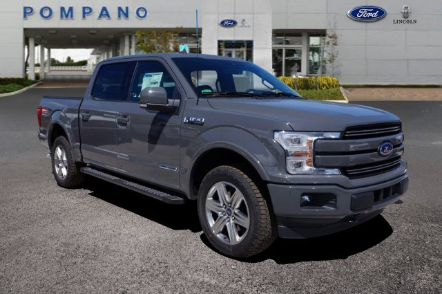 2018 F-150 SuperCrew Cab 4x4,  Pickup #JFD49398 - photo 6