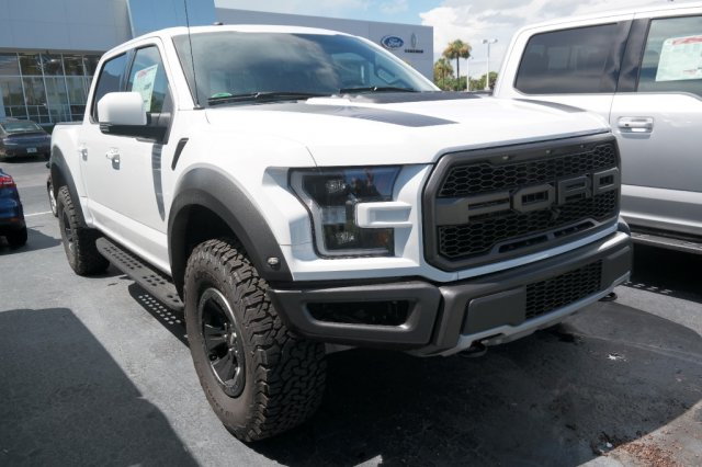 2018 F-150 SuperCrew Cab 4x4,  Pickup #JFD93715 - photo 5