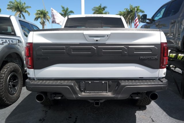 2018 F-150 SuperCrew Cab 4x4,  Pickup #JFD93715 - photo 2