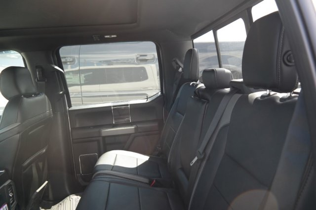 2018 F-150 SuperCrew Cab 4x4,  Pickup #JFD93715 - photo 6