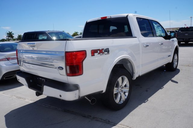 2018 F-150 SuperCrew Cab 4x4,  Pickup #JFE01875 - photo 7