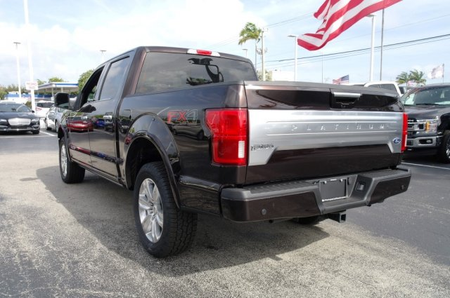 2018 F-150 SuperCrew Cab 4x4,  Pickup #JFE01876 - photo 4