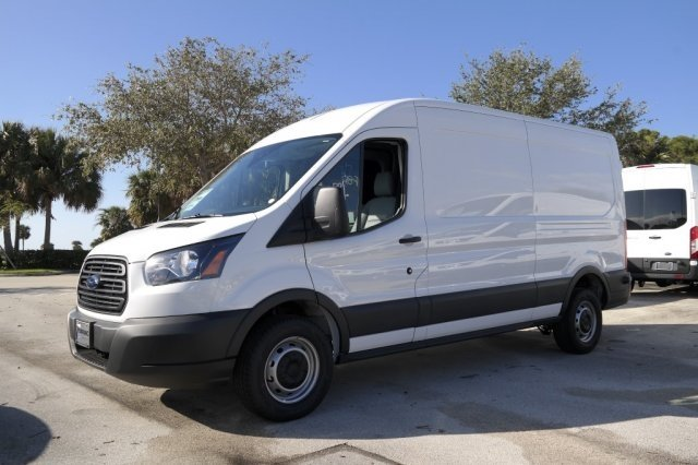 2018 Transit 250 Med Roof 4x2,  Upfitted Cargo Van #JKA09323 - photo 6