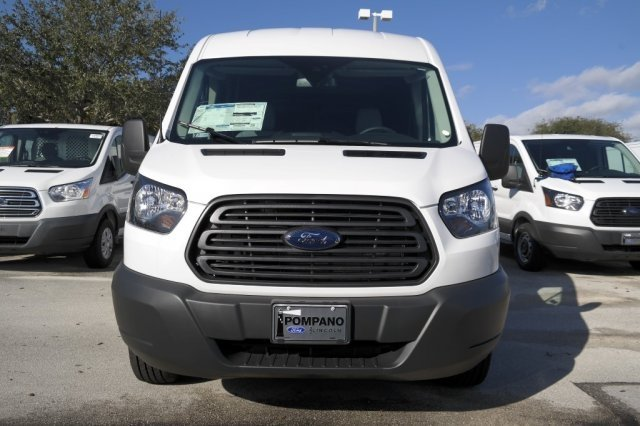 2018 Transit 250 Med Roof 4x2,  Weather Guard Upfitted Cargo Van #JKA09323 - photo 7